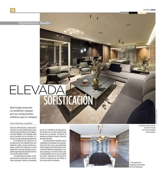 Entremuros | Basalto Apartment