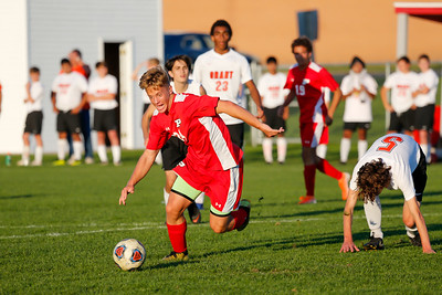 Boys Varsity Soccer - 10/9/2019 Grant Districts Round 1