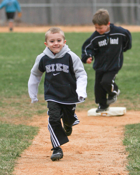 2011 Lakeland T-Ball Dodgers