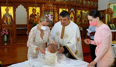 Leah's Baptism