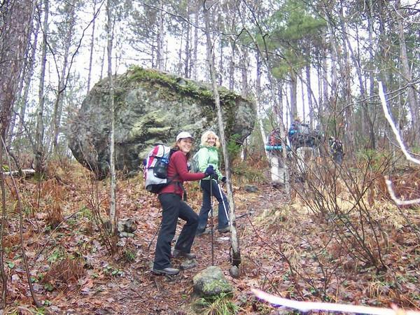 Les Monts de Coleraine  (9 novembre 2008)