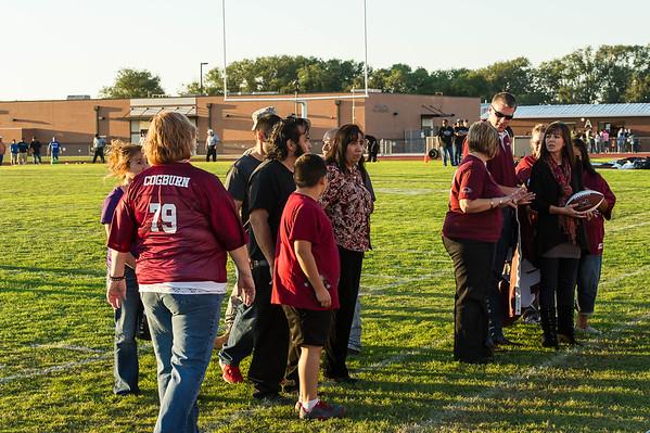 Antelope Homecoming vs Childress, 9-26-2014
