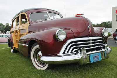 Oldsmobile Car Show - 6/2/18