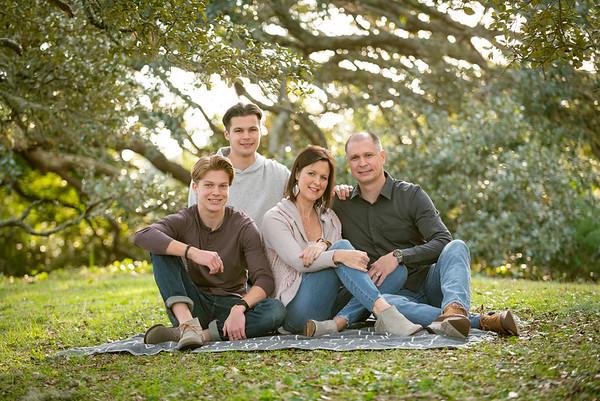 Johnson Family Portraits 2020