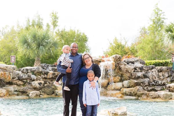 Fagan Family Portrait