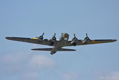 Museum of Flight B-17 liberty Belle