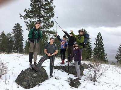 20180325 - Antoine Peak Hike