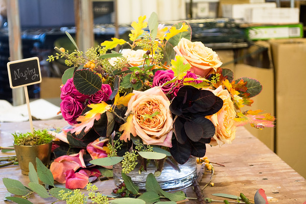 Royal Bloom October Workshop 2014