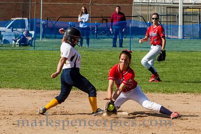 Softball SHS vs Bonneville 5-13-2014