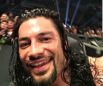 Roman Reigns - SD Live Candids (July 16, 2019)