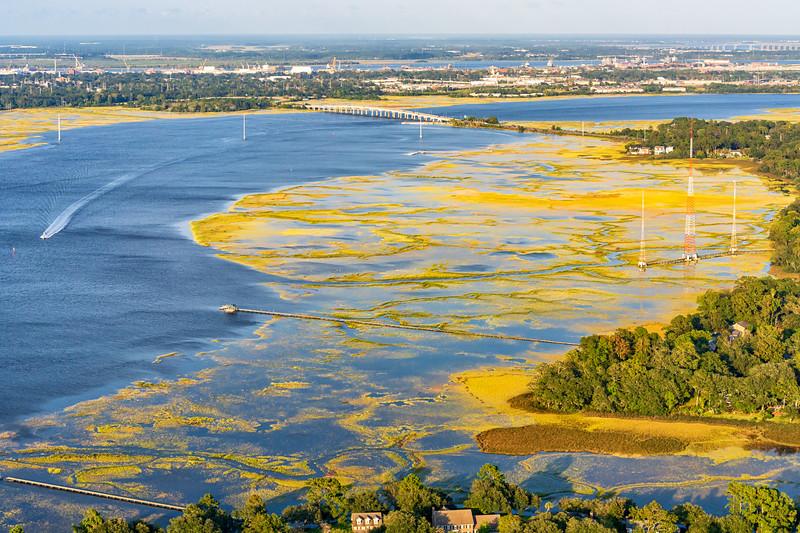 James Island, Johns Island, West Ashley