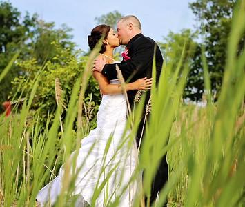 Kim & Alan 13x11 Wedding Album