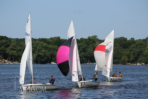 2018 - Saint Croix Sailing School