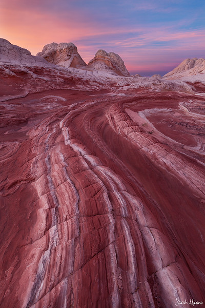 Vermillion Cliffs Sunset