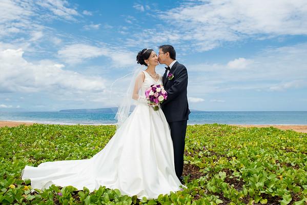Congratulations Wan-Qing & Nan!