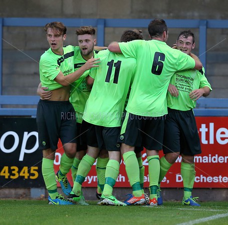 CHIPPENHAM TOWN V DORCHESTER TOWN MATCH PICTURES 19th AUGUST 2014