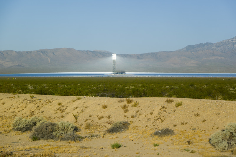 Ivanpah Solar Complex
