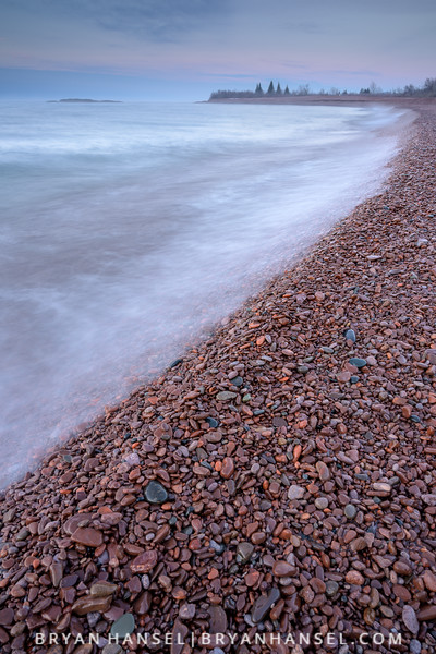 Beach in Pastel