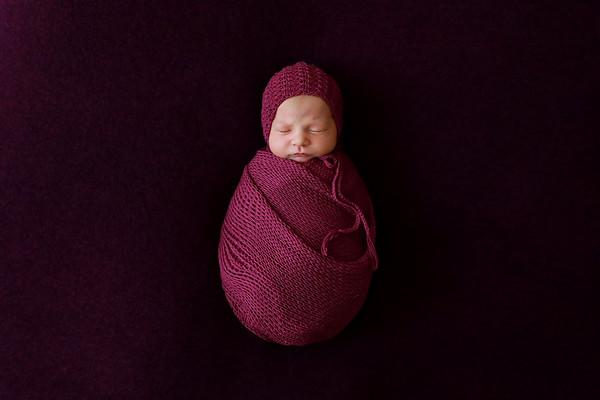 Newborn Maya
