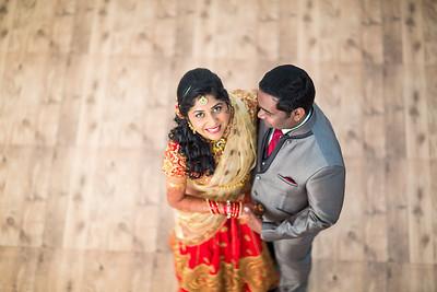 Prithvi & Shanthi | Tiruppur Wedding