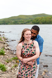 Marie & Max's Engagement Session