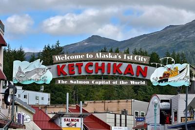 Ketchikan , Alaska