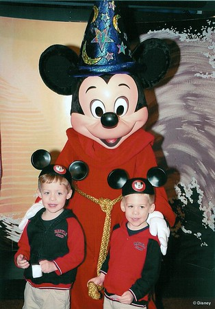 Walt Disney World 2005