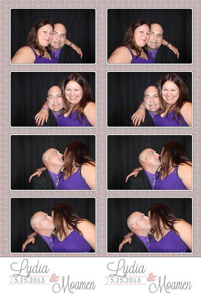 Lydia & Moamen May 25, 2013