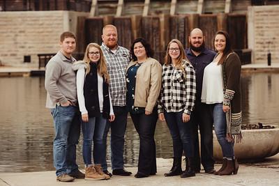 Miller Family - Fall 2019