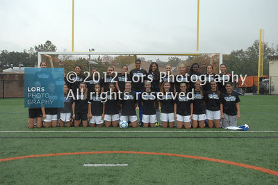 2012-10-02 James Caldwell HS Girls V Soccer