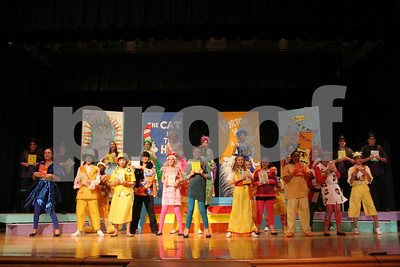 Seussical Jr Tech Wednesday