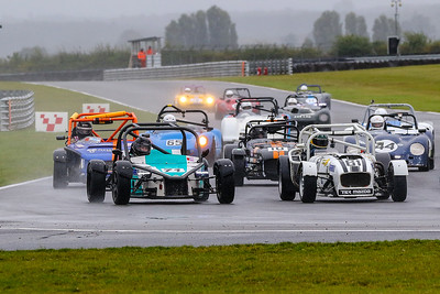 Snetterton 300 sees championships concluded