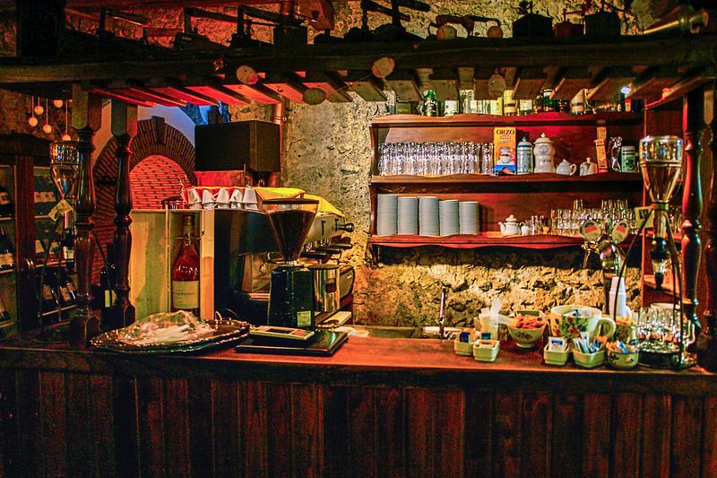 Monte due Torri Restaurant