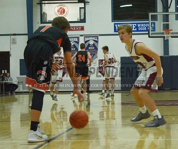 Waterloo at Gibault Basketball 2 / 6 / 18