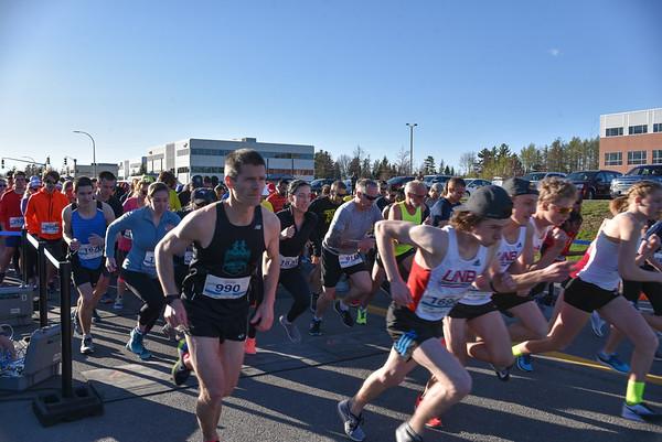 Friday 1 Mile Race Start