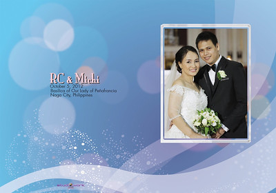 RC ♥ Michi Wedding Storybook