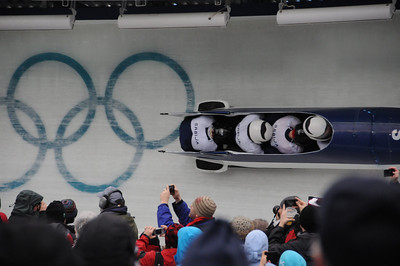 Four-Man Bobsleigh