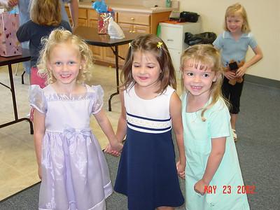 2002 Alysssa Pre-School Graduation