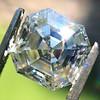 3.30ct Vintage Asscher Cit Diamond GIA J VS1 4