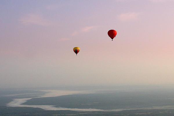 US Hot Air Balloon Ride