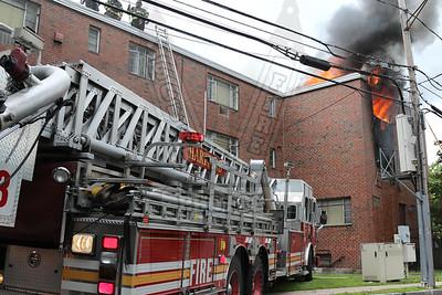 Hartford, Ct 2nd alarm 7/26/15