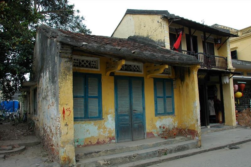 Hoi An Building - Hoi An, Vietnam