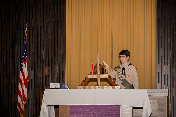 Thresher Eagle Scout