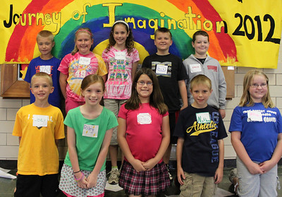 Future 2nd & 3rd Graders tour Broadway