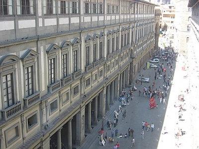 The Uffizi, Florence / Gina's Photos