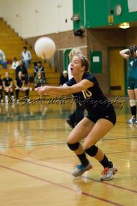 JV Wilson HS Volleyball Tournament October 6 2007