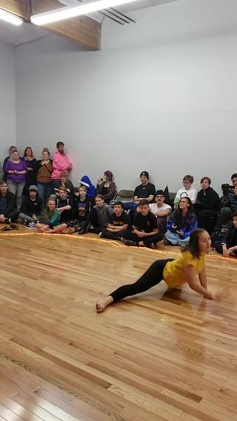 October Moon & Kids Dance Battle 2019