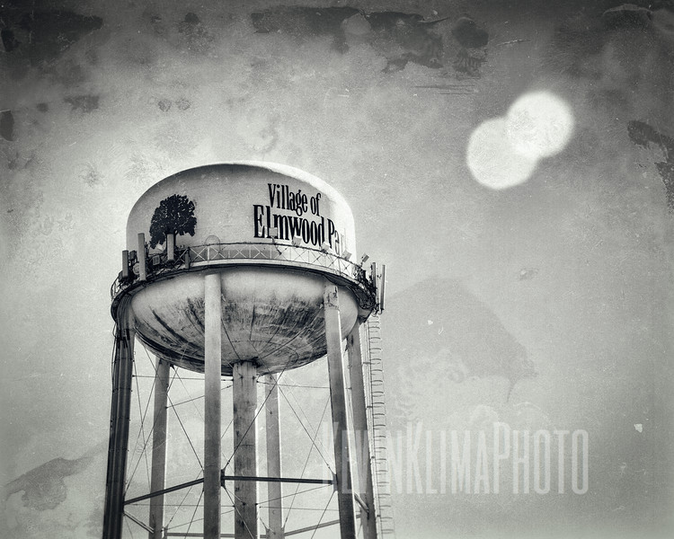 Village of Elmwood Park Water Tower