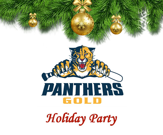 Panthers Gold Holiday Party