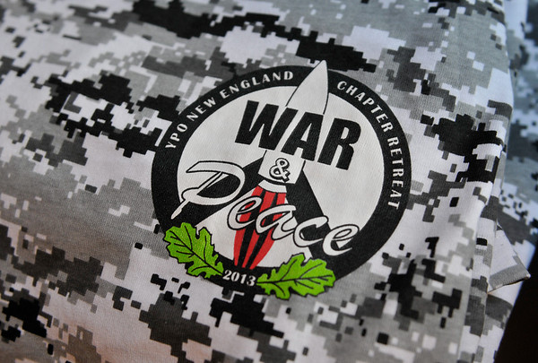 2013 Retreat - War & Peace October 2013